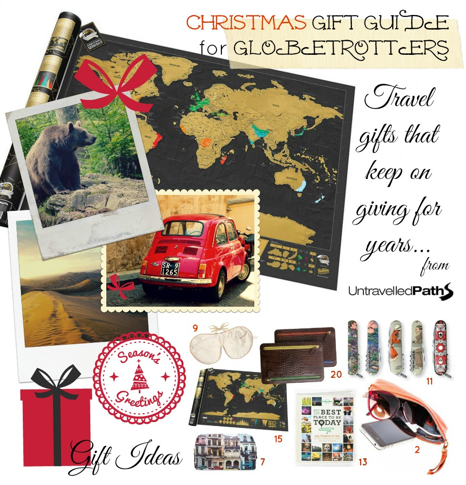 What To Gift Globetrotters This Christmas
