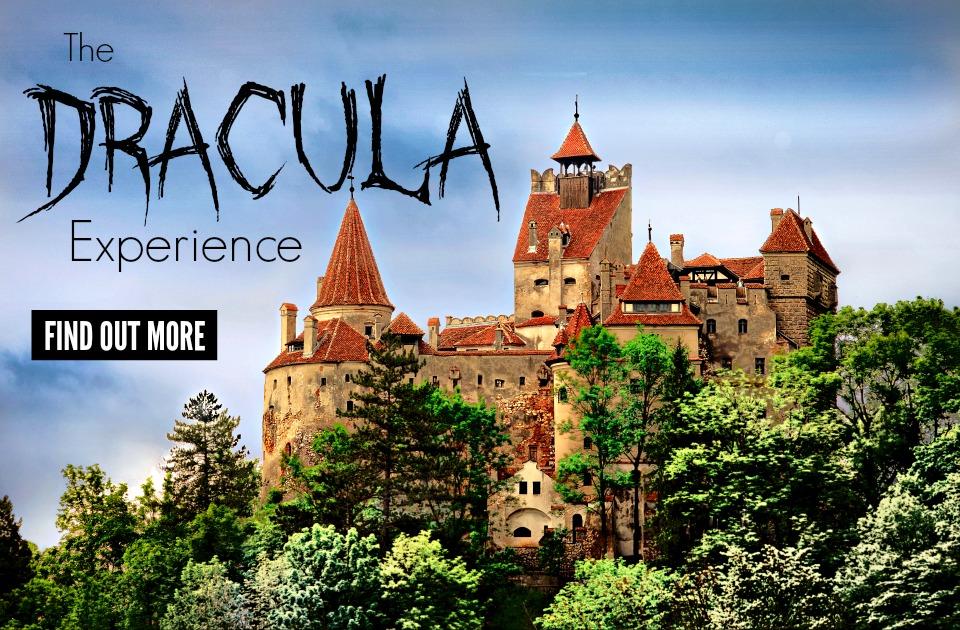 Dracula Experience in Romania's Transylvania