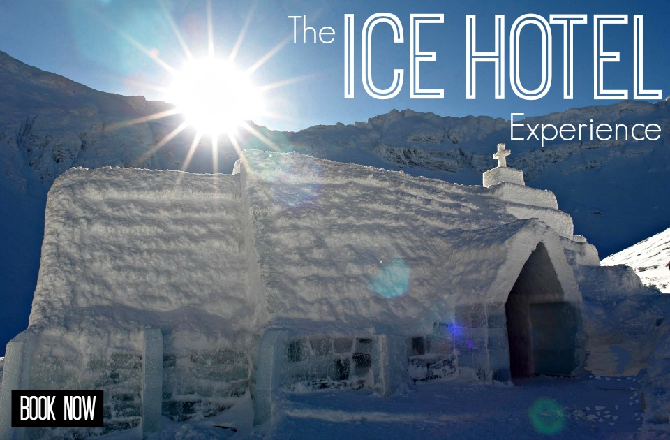Ice Hotel Transylvania Romania