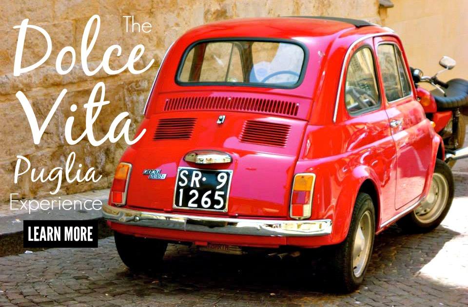 Dolce Vita PugliDolce Vita Puglia Matera Bari Lecce in Southern Italya Matera Bari Lecce