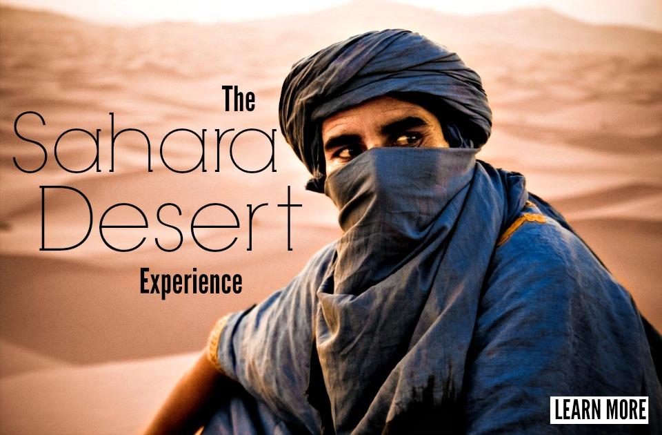 Sahara Desert Morocco Sand Dunes
