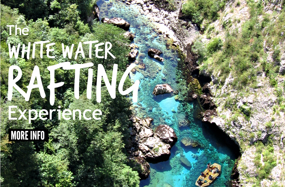 White Water Rafting Montenegro