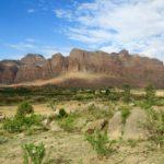 Ethiopian mountains