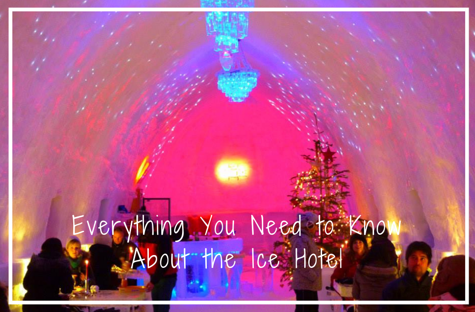 Everything You Need to Know About Romania's Ice Hotel
