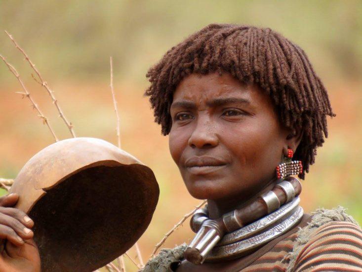 Hamer tribe of Ethiopia