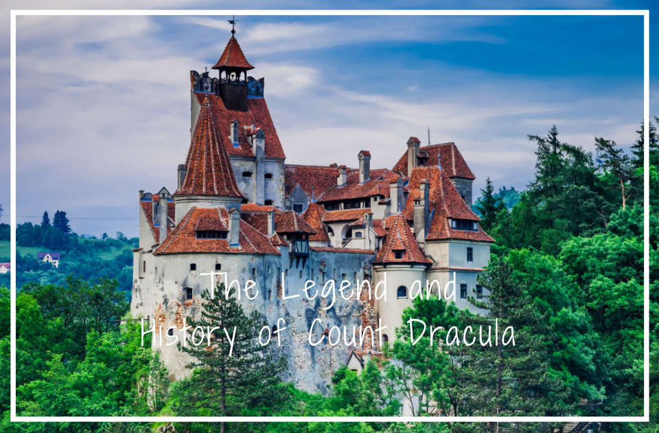 Legend and history of Dracula