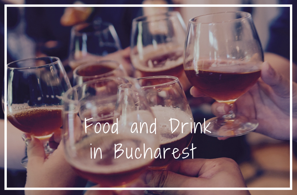 Food and drink in Bucharest