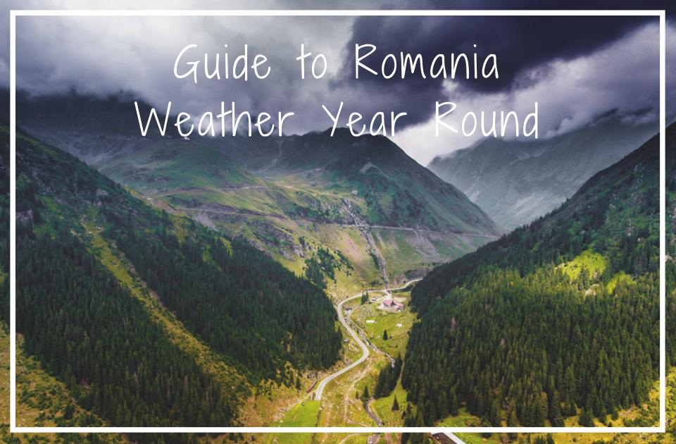 Romania Weather Year Round