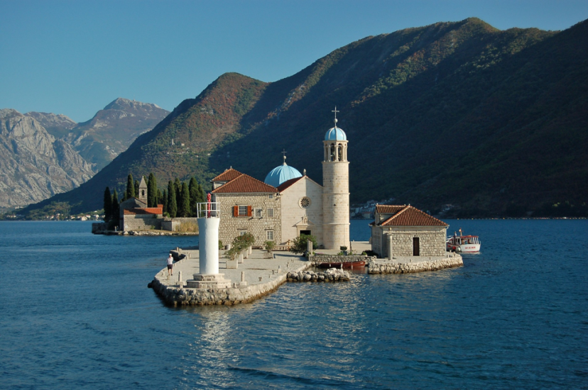 Lady of the rocks Perast