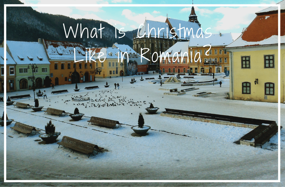 What is Christmas like in Romania?