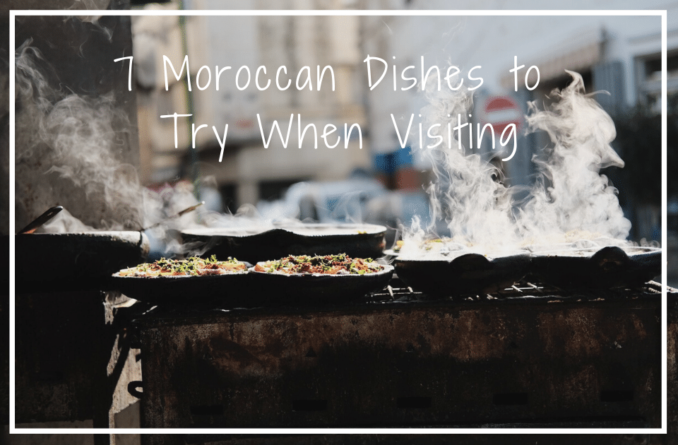 Moroccan food to try