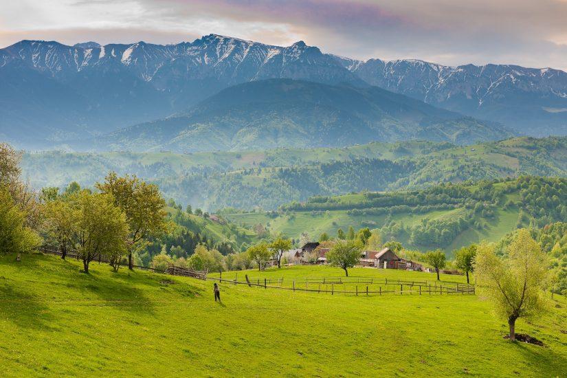 Wallachia in Romania