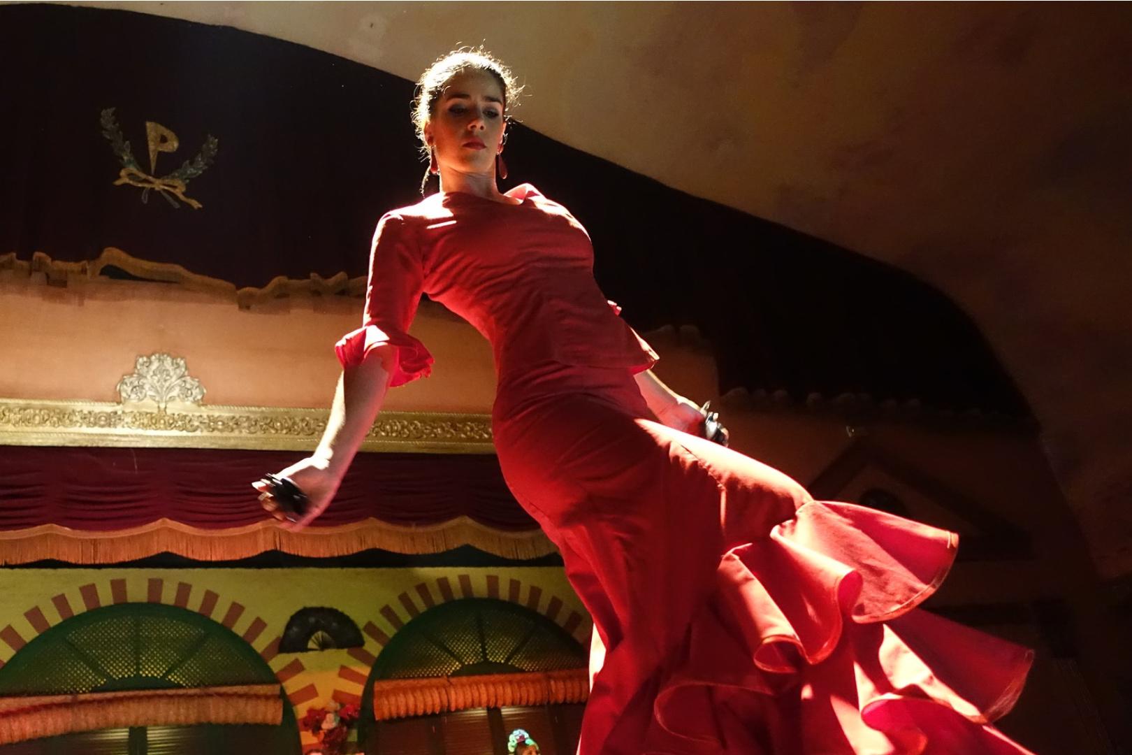 The Intense Passion of Flamenco
