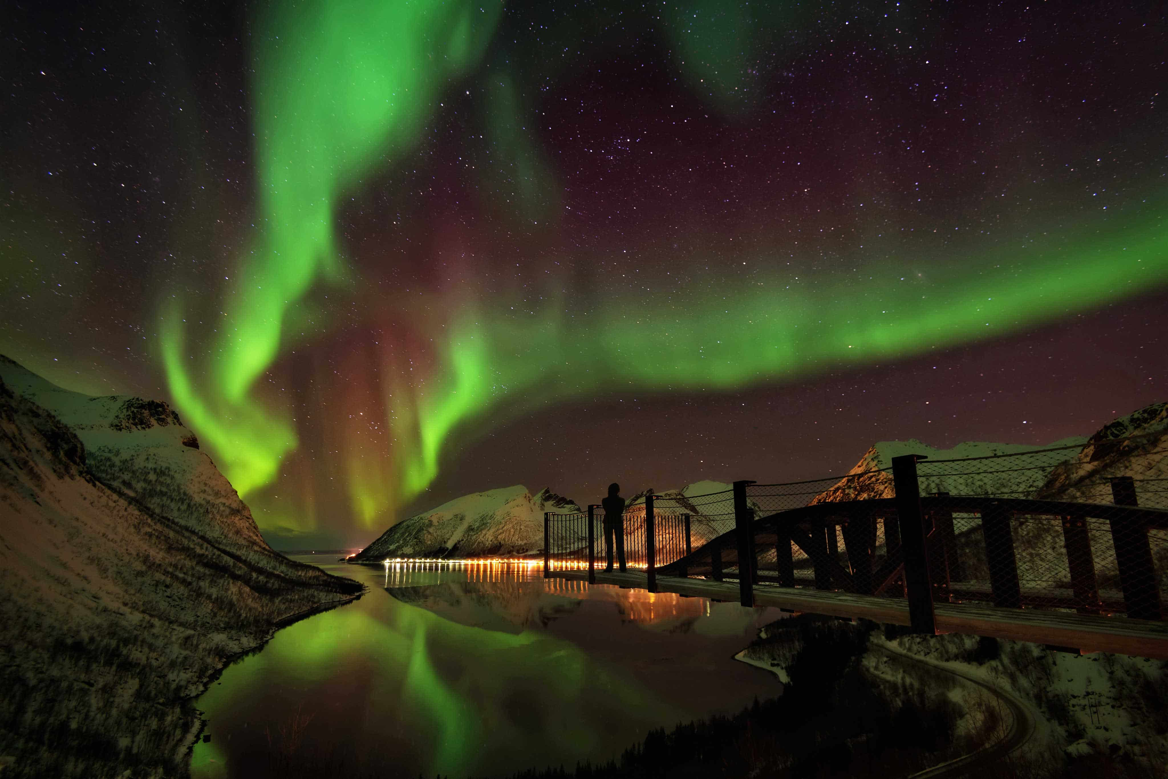 Top Tips for chasing the Northern Lights