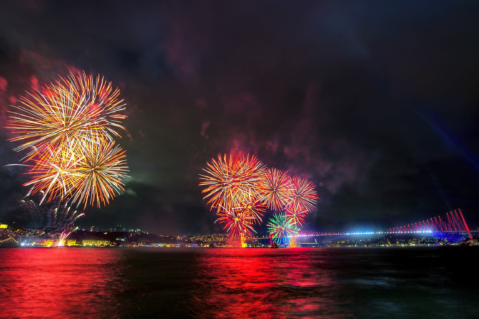 UTP Top New Year's Eve Destinations