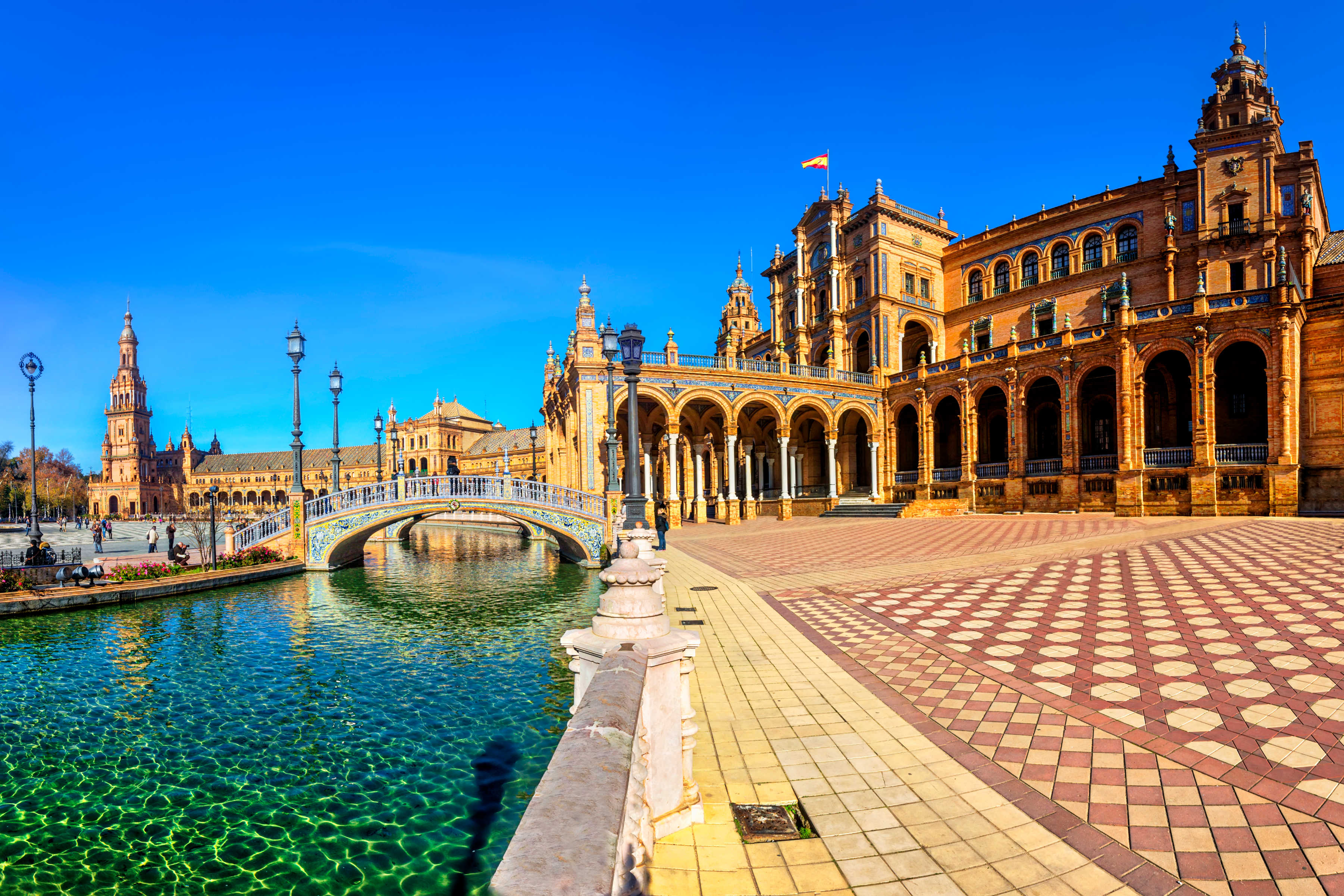 48 Hours in Seville
