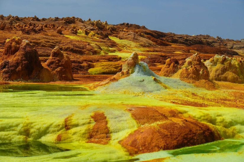 Danakil Depression on the Extreme Ethiopia Experience