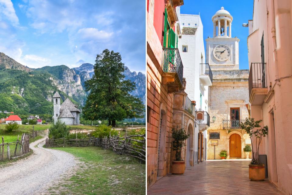 3 Experiences to Combine with Albania