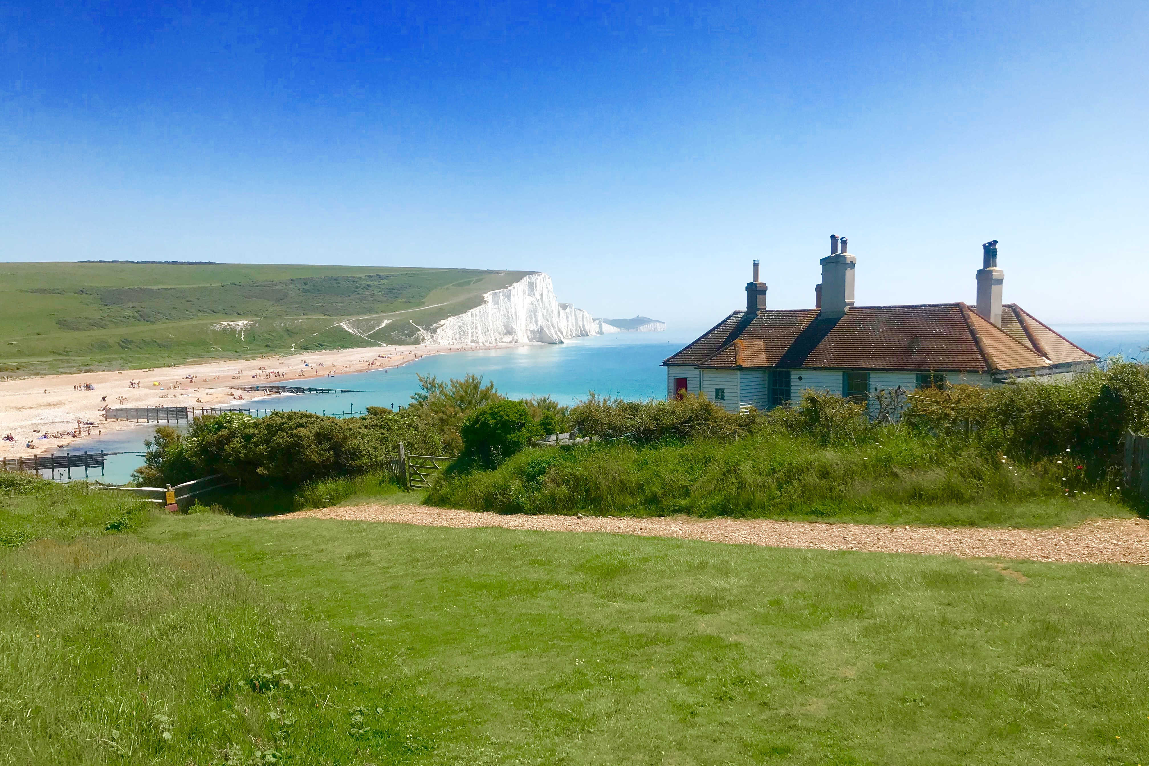 The Simply Stunning Seaford Hike