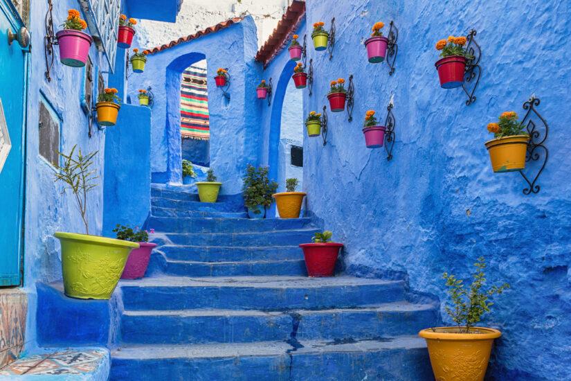 Chefchaoen Morocco