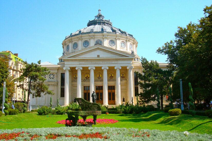 Bucharest Walking Tour