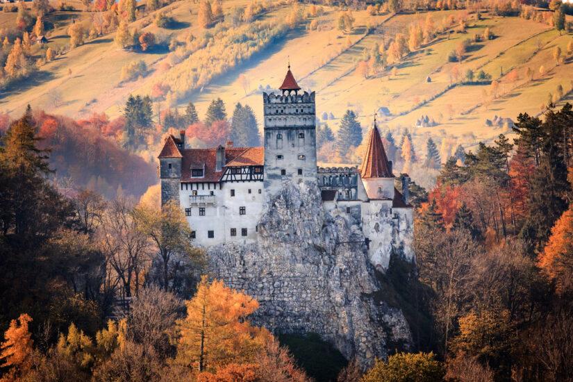 Bran Castle, Dracula, Transylvania