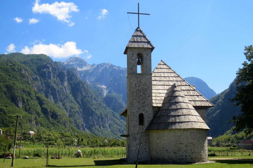 Theth-Church-Albania