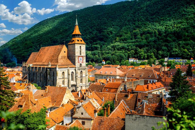 Black Church, Brasov, Transylvania
