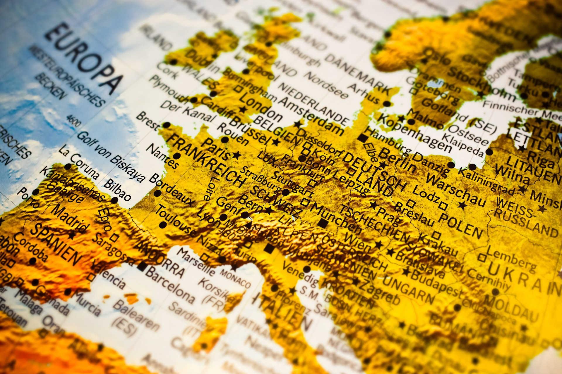 European Travel Trivia